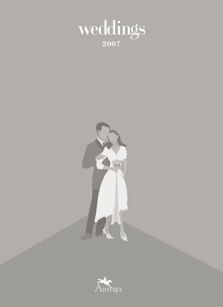 Aintree Weddings: Brochure 2007