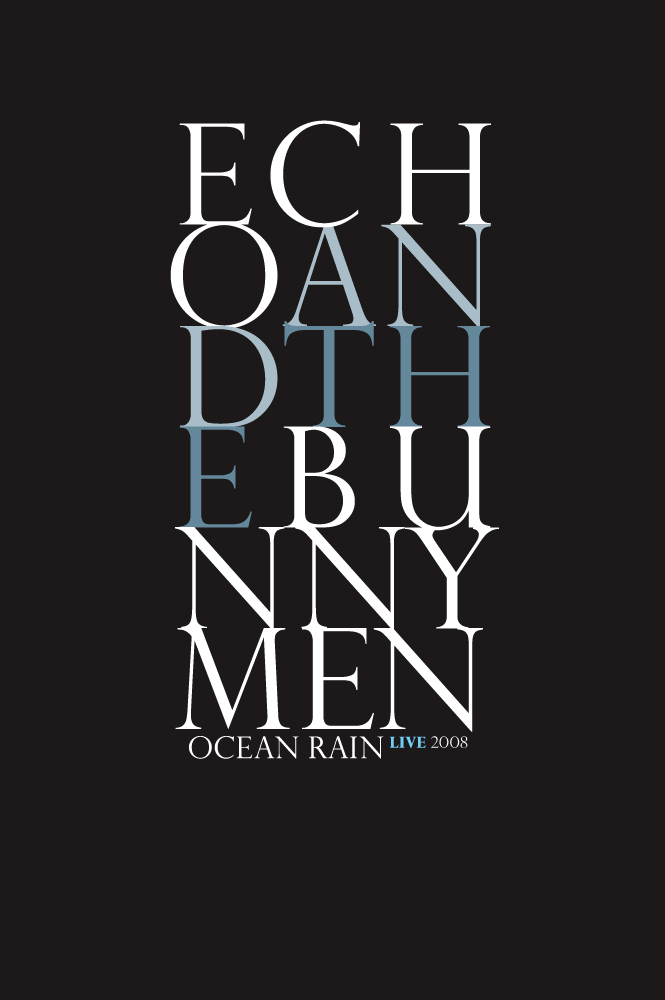 Echo and the Bunnymen - Ocean Rain DVD Booklet spread 1