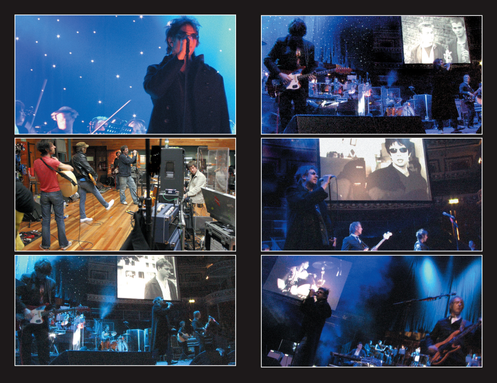 Echo and the Bunnymen - Ocean Rain DVD Booklet spread 3