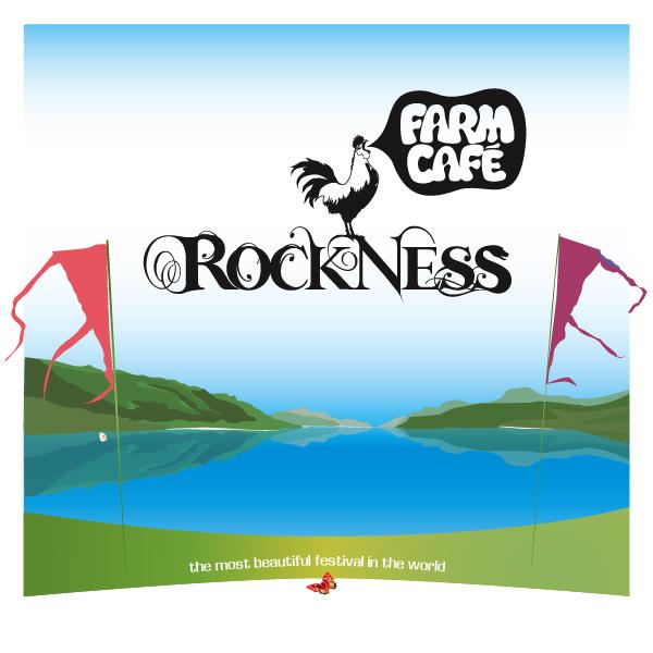RockNess: Festival café logo