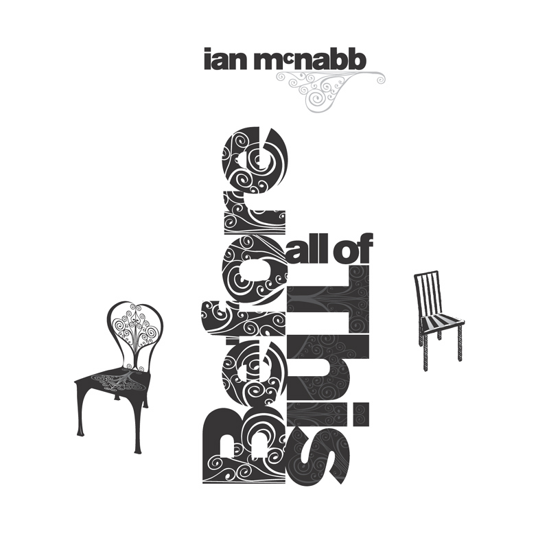 Ian McNabb: Before All Of This album sleeve