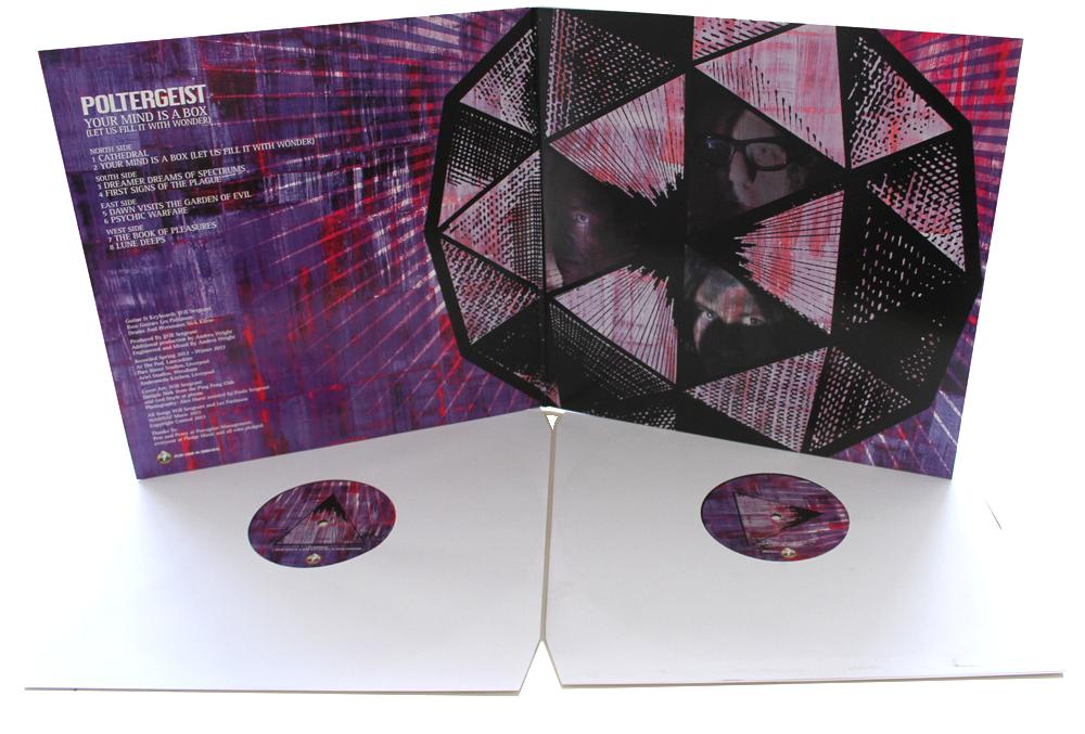 Poltergeist-Vinyl