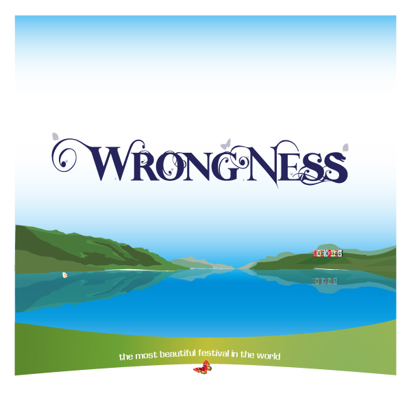 RockNess: WrongNess all night disco logo