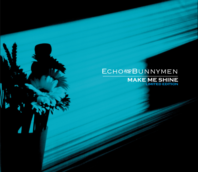 Echo and the Bunnymen: Make me shine cover