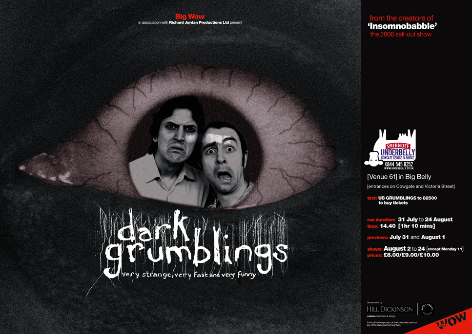 Big Wow: Dark Grumblings Poster