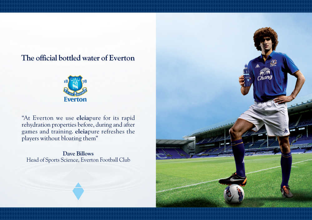 eleiapure - Marouane Fellaini Everton Football Club