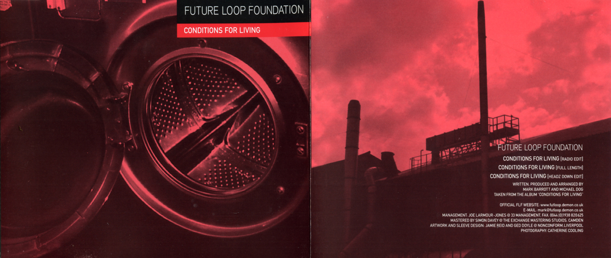 Future Loop Foundation: Conditions for Living single sleeve