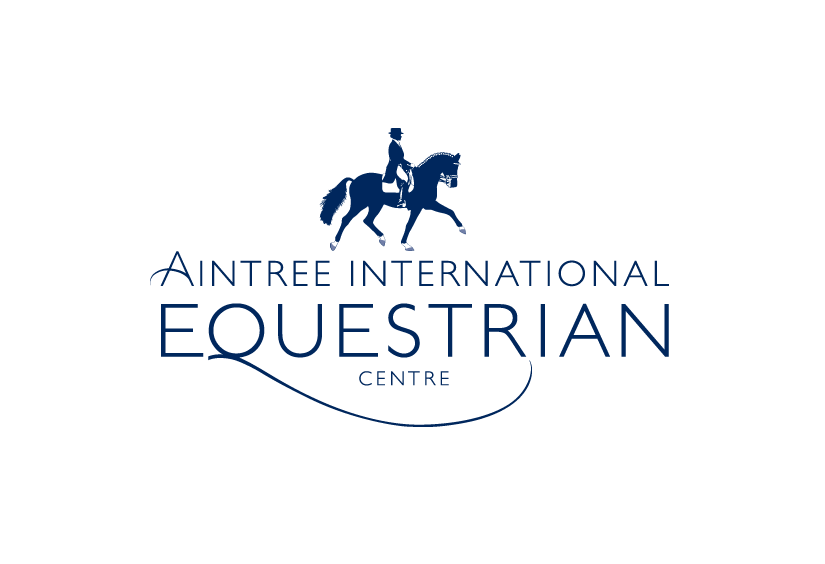 Aintree International Equestrian Centre identity