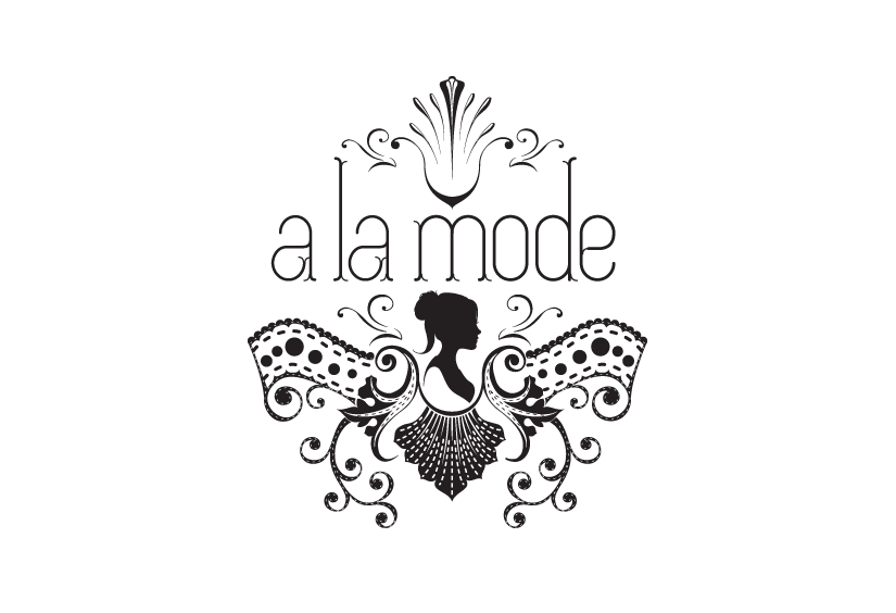 a la mode: Fashion label identity